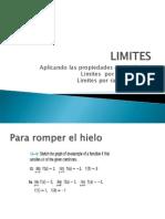 Limites 2 Parte