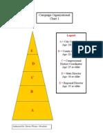 Campaign Organizational Chart 1