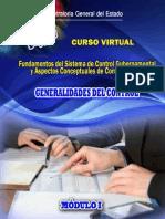 CONTROL GUBERNAMENTAL BOLIVIA