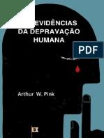 As Evidências da Depravação Humana - Arthur Walkington Pink.pdf