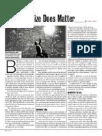 Big Data Size Does Matter Fireflyz
