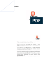 Manual de Identidad Corporativo SOLCO