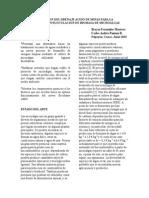 APLCACION DEL DRENAJE ACIDO DE MINAS PARA LA COAGULACION/FLOCULACION DE BIOMASA DE MICROALGAS