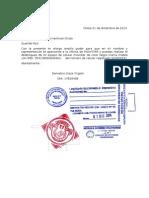 Carta Poder Legal
