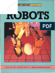 How and Why Wonder Book of Robots