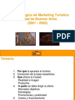 Plan Marketing Turistico