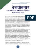 Bodhicharyavatara Shantidevam - O Caminho Para a Iluminação
