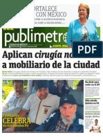Publimetro 14 Agosto 2015