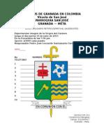 Diosecis de Granada en Colombia
