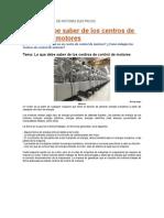 Centro de Control de Motores Electricos