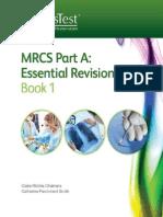 MRCS Part A Essential Revision Notes Part 1.pdf