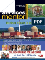 Civil Services Mentor April May 2015 Www.iasexamportal.com