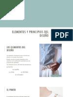 Elementos y Principios Del Diseño