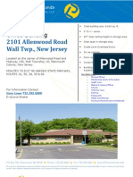Medical Office Building For Sale, Monmouth County, New Jersey