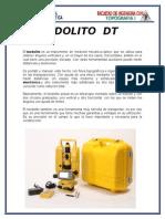 TEODOLITO DT205