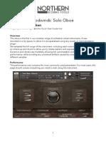 Solo Oboe - User Manual