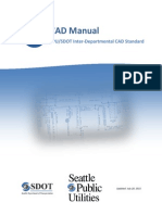 Seattle cad manual