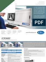 ICR3600 Brochure