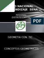 GEOMETRIA CON TIC