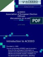 Aceeeo E-Voting 16112010