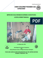 Rwedpa-solid Biomass Cookstoves