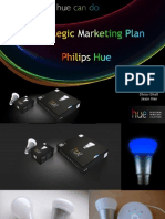 Strategic Marketing Plan for Philips Hue