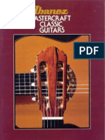 1980 Mastercraft Classic Guitars