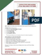 13 CD Portable Welders Sunbelt Stud Welding Catalog