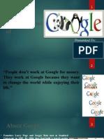Hrm of Google