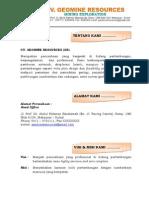 Company Profile_rev. 23jan13