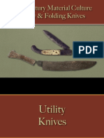 Food Service - Utility & Clasp Knives