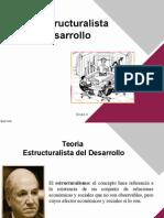 Teoría Estructuralista Del Desarrollo