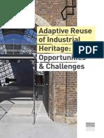 Adaptive Reuse of Industrial Heritage