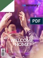 unSeminaryMagazine_WelcomeHome