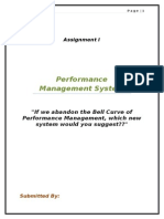 If you abandon bell curve;what is the alternative