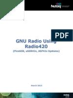 Gnu Radio on Radio420