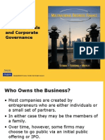 Chapter 2_Financial Goals & Corporate Governance