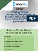 Teoria Geral das Relações Jurídicas - revisão preparação Contratos-1.ppt