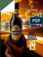 Guinness Nigeria Annual Report
