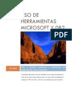 Uso de Herramientas Microsoft y DB2