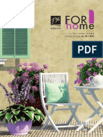 For Home Catalogue 10