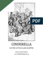 Cinderella the Glass Slipper Literary Classics Workbook