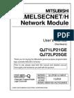 QJ71LP21GE,_P25GE_-_User's_Manual_(Hardware)_IB(NA)-0800183-A_(03.01)