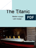 Titanic Presentation