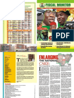 FM First Edition-Fiscal Monitor