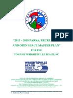 Masterplan Taman dan Rekreasi