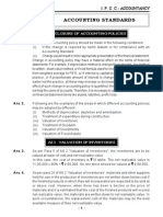 1. Accounting Standards
