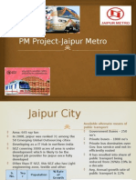 PM a Group 12 Jaipur Metro