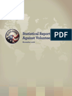Peace Corps Statistical Report of Crimes 2011