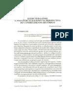 Estruturalismo e Posestruturalismo
